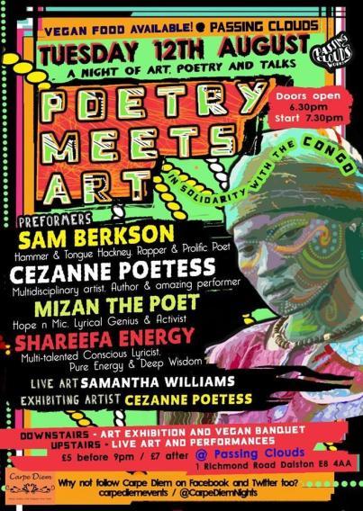 Poetry Meets Art