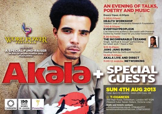 AKALA - Word Power 2013