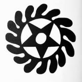 Adinkra Symbol for Transformation